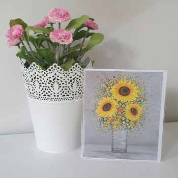 """GREETING CARD - """"You Are My Sunshine"""""""