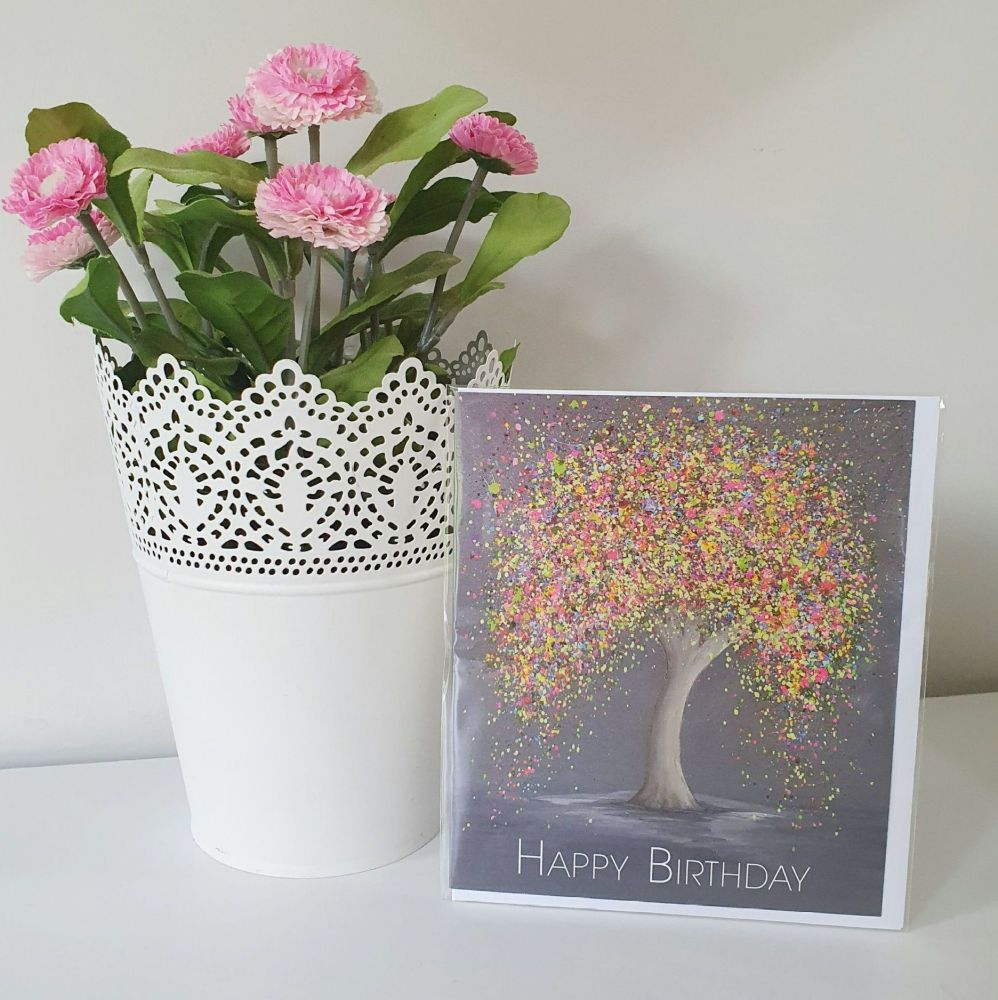 GREETING CARD -