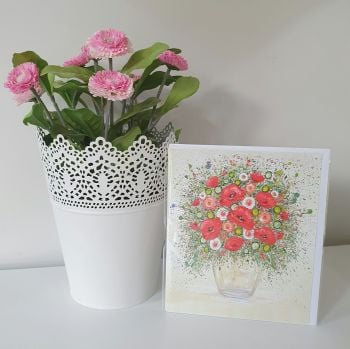 """GREETING CARD - """"You Stole My Heart"""""""