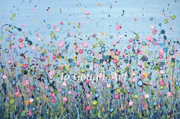 """FINE ART GICLEE PRINT - """"A Field Of Dreams"""" From £15"""