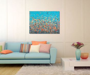 """CANVAS PRINT  - """"You Light Up My Life"""" From £55"""