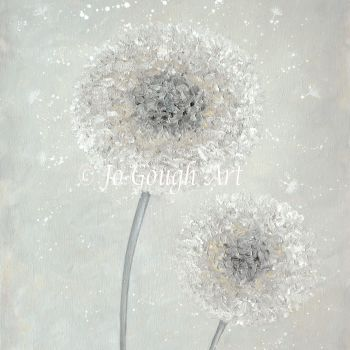 """FINE ART GICLEE PRINT  - """"Make A Little Wish""""  (SQUARE) From £10"""