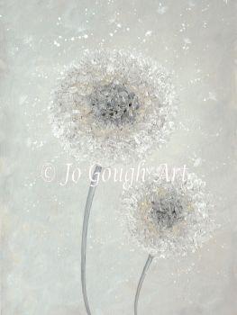 "ORIGINAL ARTWORK - ""Make A Little Wish"" (75x50cm)"