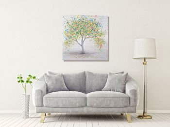"""CANVAS PRINT - """"Adoring Love"""" From £65"""