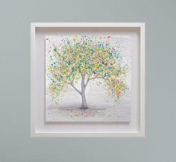 """MIRAGE FRAMED PRINT - """"Adoring Love"""" FROM  £195"""