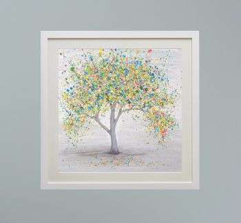 """DUO FRAMED PRINT - """"Adoring Love"""" FROM  £165"""