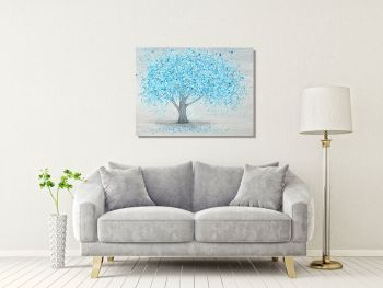 """CANVAS PRINT  - """"Devoted Love"""" From £55"""