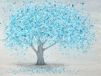 """FINE ART GICLEE PRINT - """"Devoted Love"""" From £15"""
