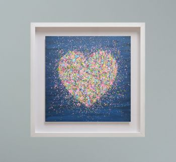"""MIRAGE FRAMED PRINT - """"A Heart Full Of Love"""" FROM  £195"""