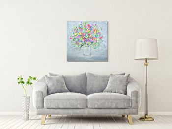"""CANVAS PRINT - """"You're My Summer Love"""" From £65"""