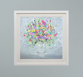 """DUO FRAMED PRINT - """"You're My Summer Love"""" FROM  £165"""