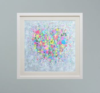"""DUO FRAMED PRINT - """"My Heart Is Yours"""" FROM  £165"""