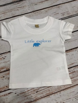 Personalised t shirt (short sleeve)
