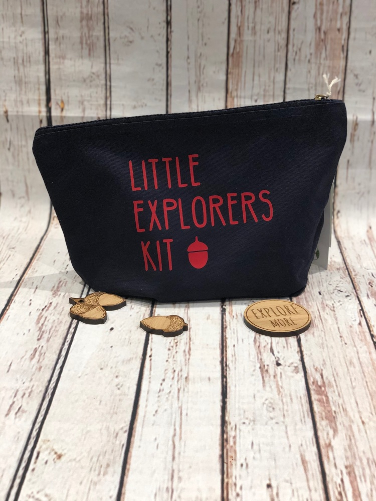 Little explorers kit bag