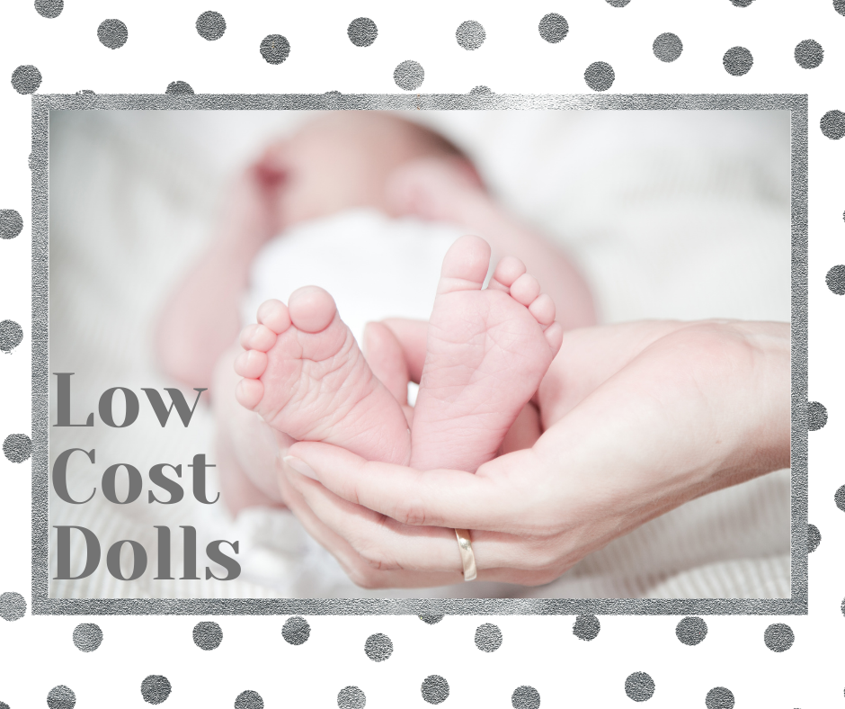 Low cost dolls