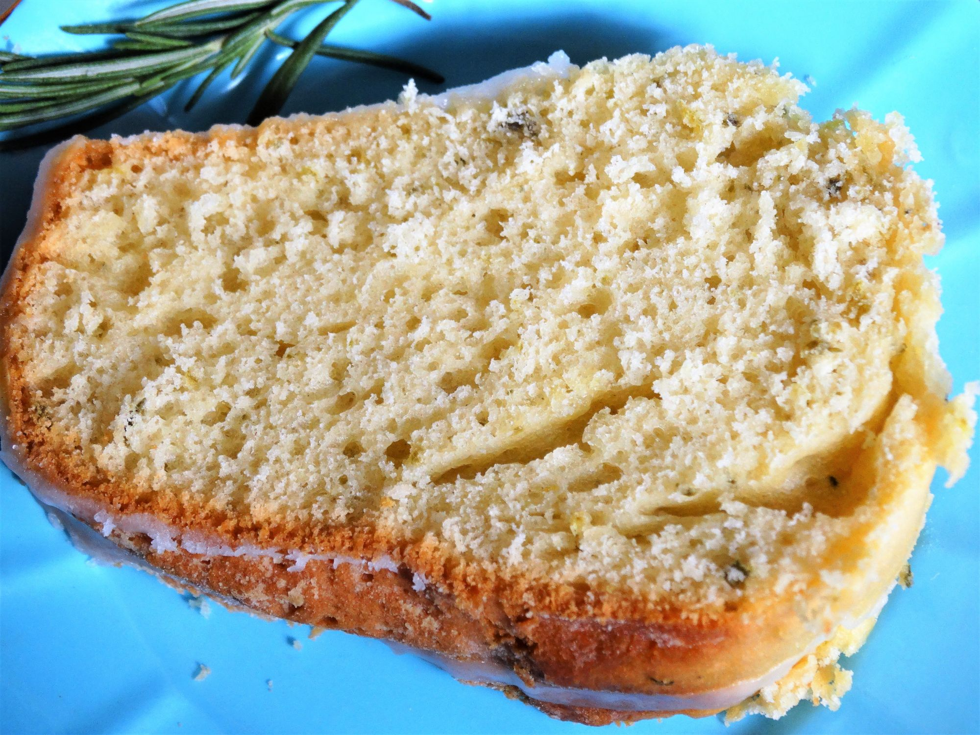 Rosemary and Lome Cake