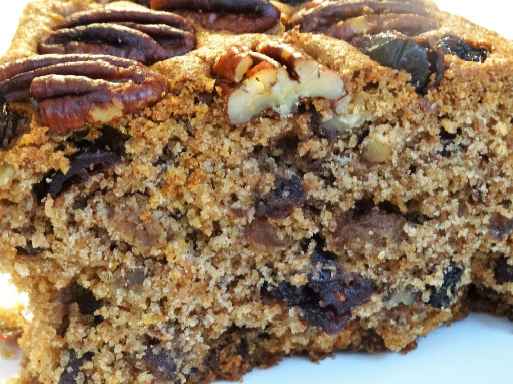 Spiced Fruit Cake Fruit And Nut Cake