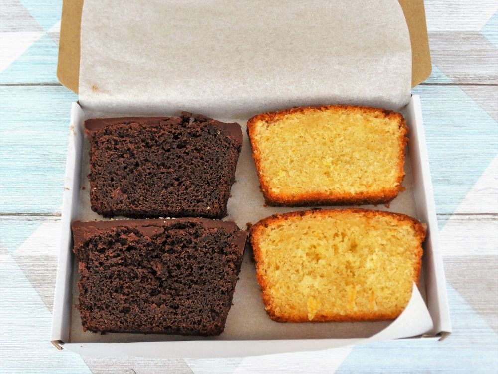 Tea And Cake Letterbox Gift Box