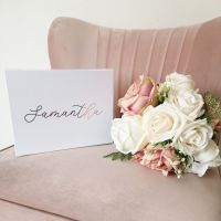 Personalised Bridal Party Proposal Boxes