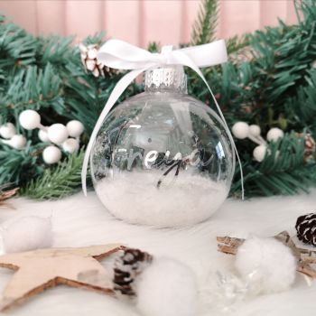Personalised 'Name' Bauble