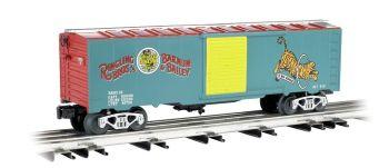 Ringling Bros. And Barnum & Bailey™ 40' Tiger Boxcar #33