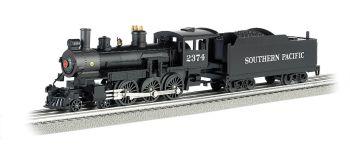 Southern Pacific #2374- Baldwin 4-6-0