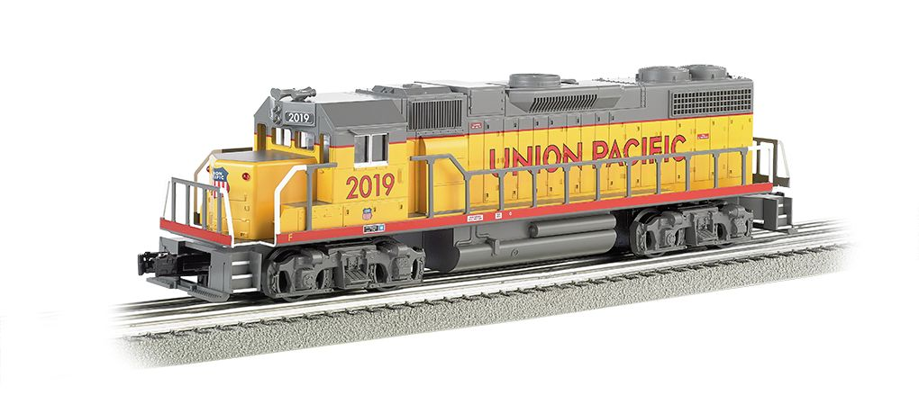 Union Pacific® #2019 - GP-38 Powered