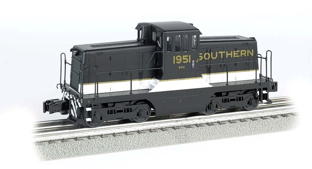 Southern #1951 - GE 44 Ton Switcher