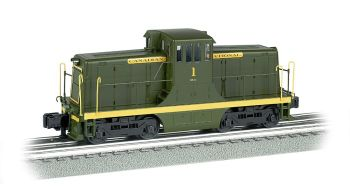 Canadian National #1 - Scale 44 Ton Switcher