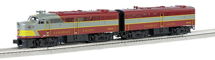 Canadian Pacific #4001 FA1 & #4403 FB1