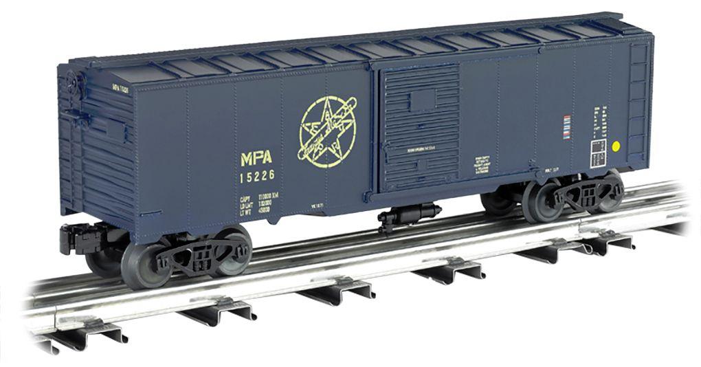 Maryland & Pennsylvania - 40' Box Car