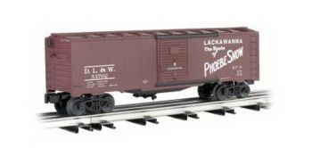 Lackawanna - Phoebe Snow - 40' Box Car