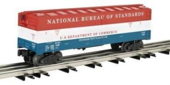 National Bureau of Standards 40' Refrigerated Steel Box Car
