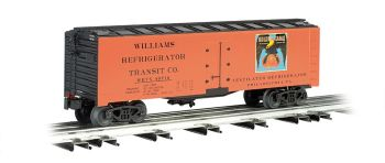 Golden Eagle Oranges - 40' Refrigerated Steel Box Car