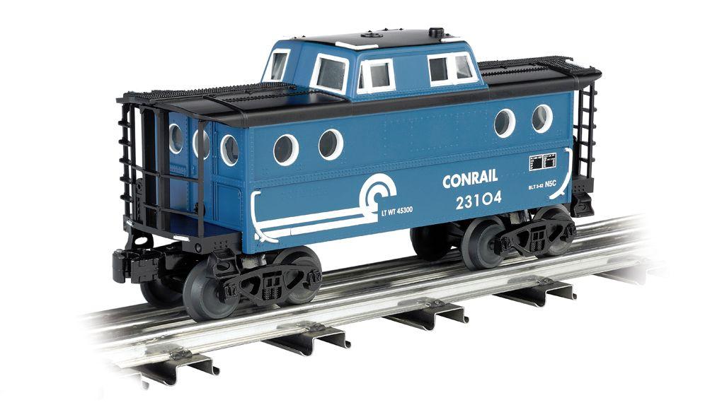 Conrail - N5c Porthole Caboose