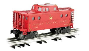 Jersey Central - N5C Porthole Caboose