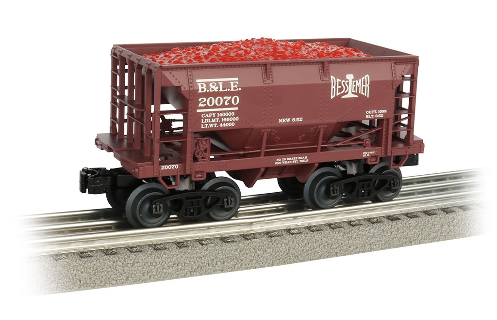 Bessemer & Lake Erie Railroad 70-Ton Ore Car