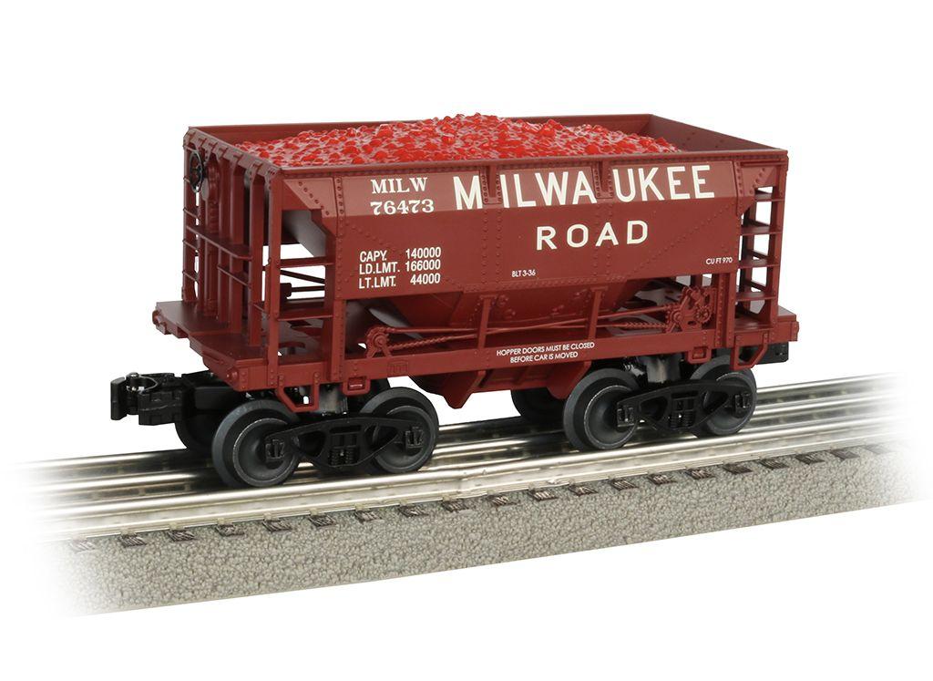 Milwaukee Road 70-Ton Ore Car