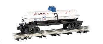 Sparton Oil - Single-Dome Tank Car
