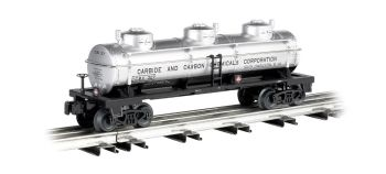 Carbide & Carbon Chemicals - Three-Dome Tank Car