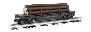 West Side Lumber Company - Operating Log Dump Car
