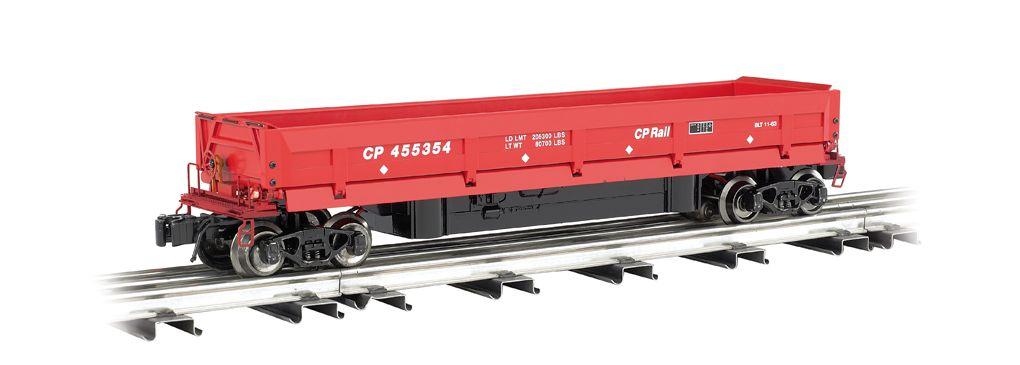 CP Rail - Operating Coal Dump Car