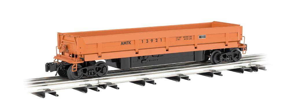 Amtrak (Maintenance Of Way) - Operating Coal Dump Car
