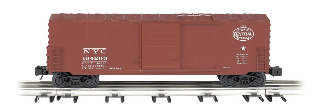 New York Central - Operating Box Car