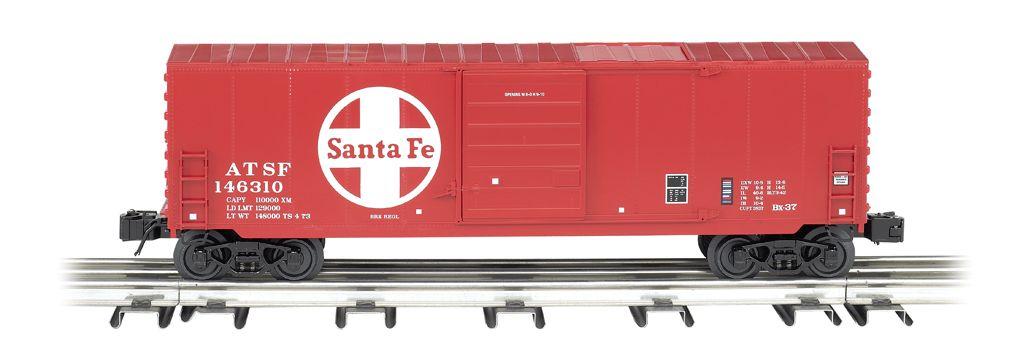 Santa Fe - Operating Box Car