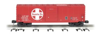 Santa Fe - Operating Box Car