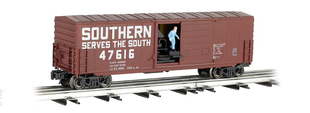 Southern - Operating Box Car