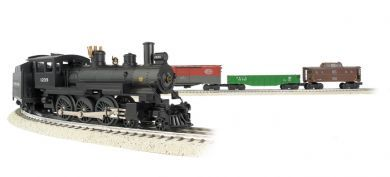 NYC Lakeshore Limited Steam Freight Set/4-6-0