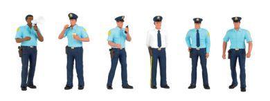 Police Squad - O Scale