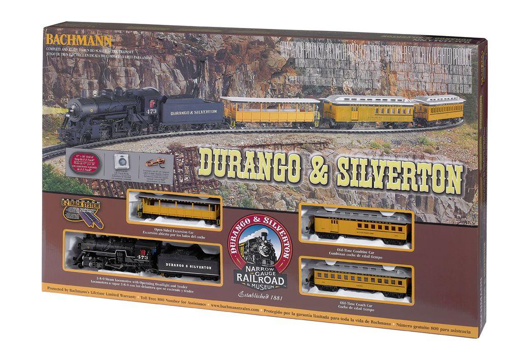 Durango & Silverton (HO Scale)